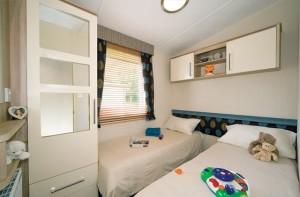 Europa Sequoia Twin Bedroom